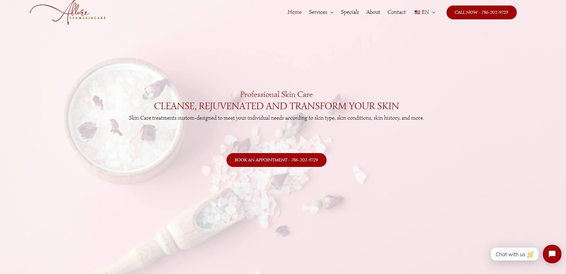 Allure Spa And Skincare